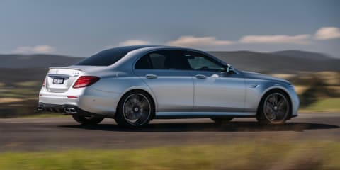 2018 Mercedes-AMG E63 review