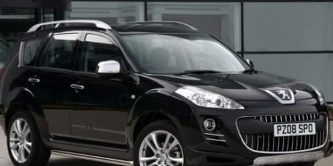 Peugeot 4007 confirmed for Australia