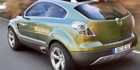 Next Generation Holden Astra