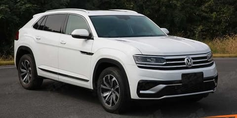 2020 Volkswagen Atlas Cross Sport leaked