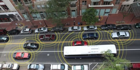 US Government bodies push for Vehicle-To-Vehicle technology