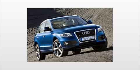 Audi sales buck the trend in October