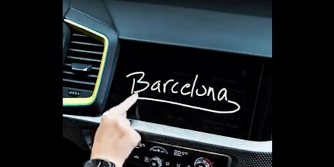 2019 Audi A1 teased