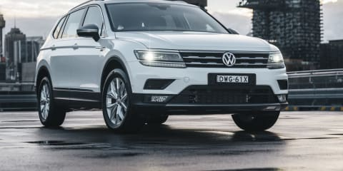 Volkswagen Tiguan 110TSI pricing and specs