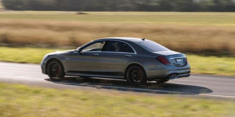 2018 Mercedes-AMG S63 review