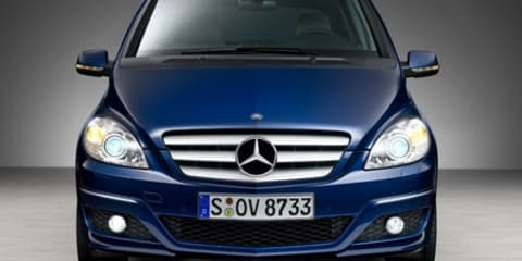 Mercedes-Benz to consider Natural Gas Vehicles for US