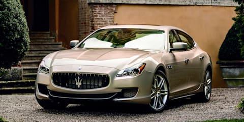 Maserati partners with Ermenegildo Zegna for bespoke options line