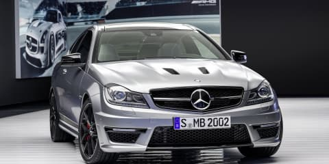 Mercedes-Benz C63 Edition 507, SLS Black Series, CLA45 AMG on the way