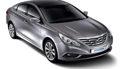 Hyundai YF Sonata breaks Korean sales record