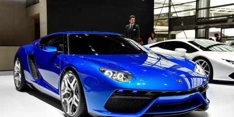 Lamborghini: Electric supercar technology not ready
