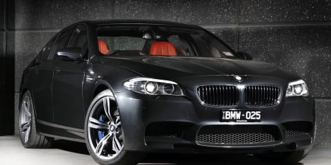 2012 BMW M5 launched