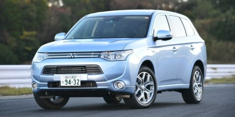 Mitsubishi: New Cars 2014