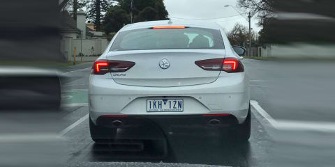Holden Commodore name here to stay: 'Calais' spotted testing in Victoria