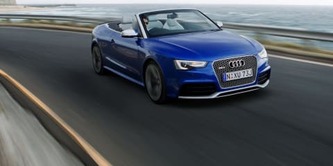 Audi RS5 Cabriolet Review