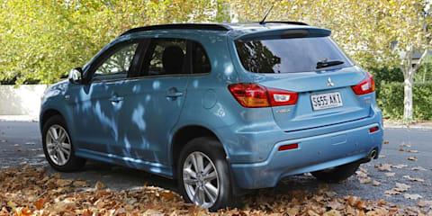 2010 MITSUBISHI ASX ASPIRE (4WD) Review