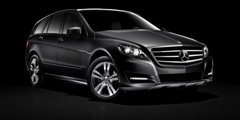2011 Mercedes-Benz R-Class set for 4th quarter Australian launch