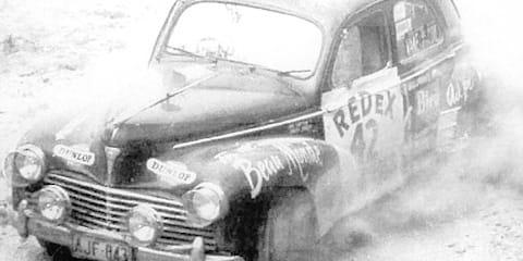 Peugeot 3008 Redex Trial Re-run