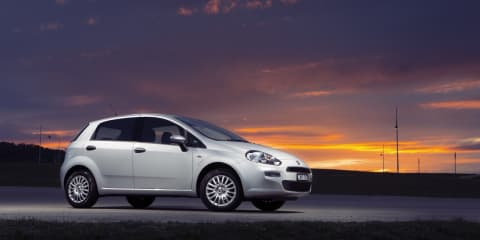 Fiat Punto joins Panda in Australian exodus