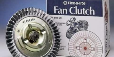 Car Fan Clutch