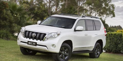 2015 Toyota LandCruiser Prado Altitude now on sale