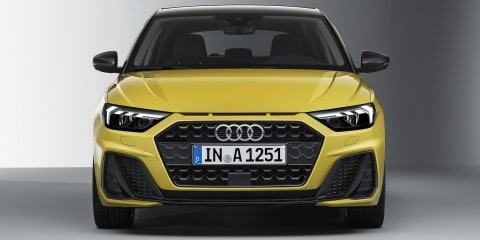 2019 Audi A1 officially unveiled, here in 2019