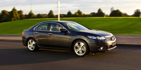 Honda Accord Euro: decision on future due within months