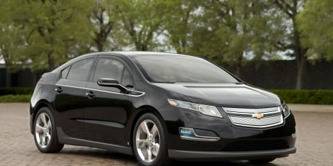 Chevrolet Volt named 2011 Car of the Year by Motor Trend