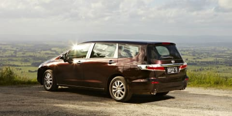 2012 Honda Odyssey gets $2000 price cut