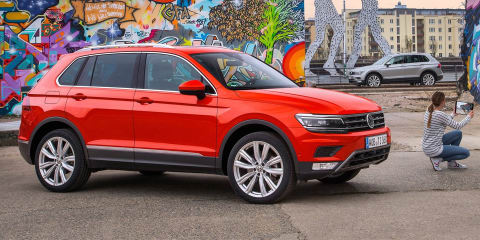2017 Volkswagen Tiguan:: Australian specifications revealed