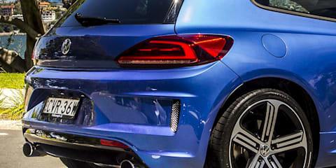 2015 Volkswagen Scirocco R DSG Speed Date
