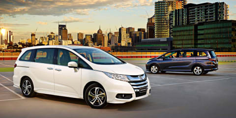 Honda Odyssey starting price cut to $37,610