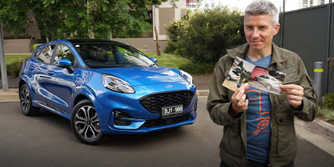 Video: 2020 Ford Puma ST-Line review
