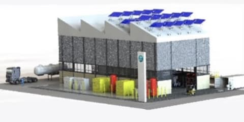 Hydrogen cars: CSIRO to build Australia's fourth, Melbourne's second refuelling point