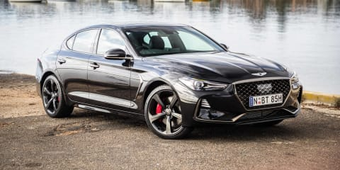2019 Genesis G70 3.3T Sport review