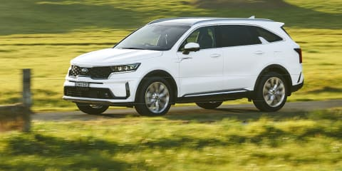 2021 Kia Sorento V6 petrol delayed by two months
