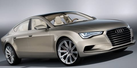 2012 Audi A9 almost official, will use Audi A8 platform