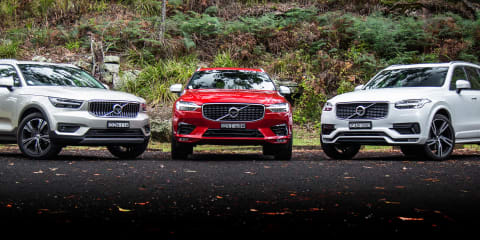 Volvo Comparisons: Review, Specification, Price | CarAdvice