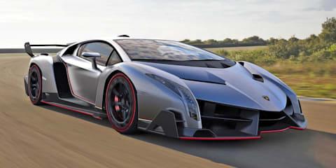 Lamborghini Veneno: Italy's fastest bull leaked