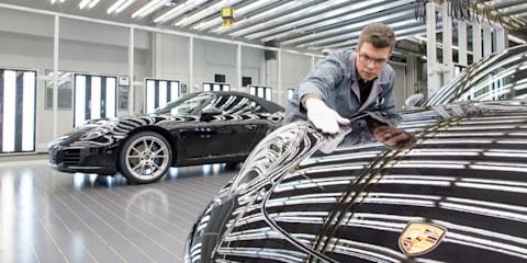 Inside the Porsche dream factory