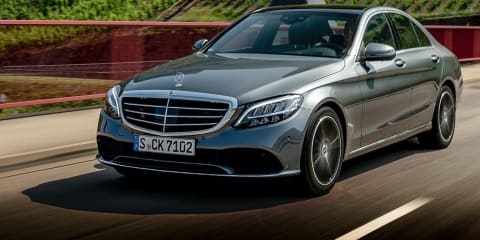 2018 Mercedes-Benz C-Class recalled due to faulty headlight adjustment
