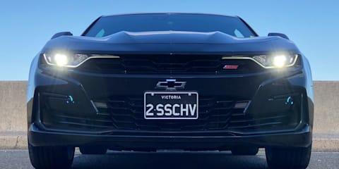 2019 Chevrolet Camaro 2SS review