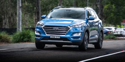 2019 Hyundai Tucson Highlander 1.6 turbo petrol review