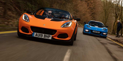 Lotus to debut all-new petrol-powered sports car in mid-2021 – report