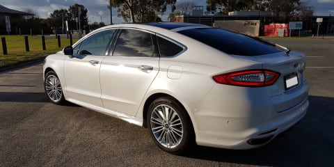 2016 Ford Mondeo Titanium Review