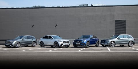 2019 Mercedes Benz GLC & Mercedes-AMG GLC63 S review