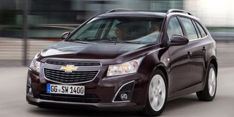 2013 Holden Cruze: higher-performance variant part of small car update