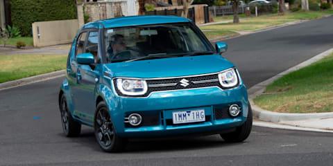 2018 Kia Picanto X-Line v Suzuki Ignis comparison