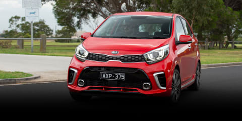 2019 Kia Picanto GT review