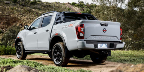 2021 Nissan Navara Pro-4X unveiled, in showrooms early next year