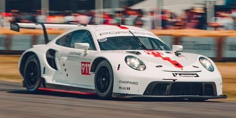 2019 Porsche 911 RSR unveiled